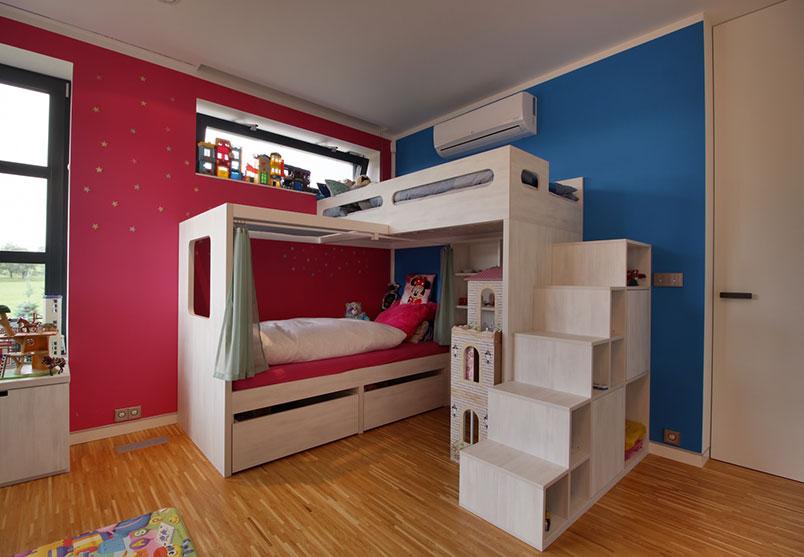 dětské pokoje orta