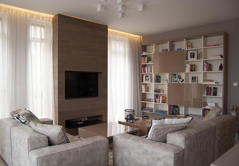 obývací pokoje orta